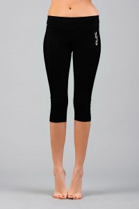 Legginsy LADY IN BLACK 3/4